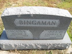 Jennie B Bingaman