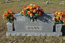Mary Ann <I>Adams</I> Vann