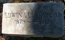 Edwin Lee Taylor
