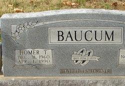 Homer T Baucum