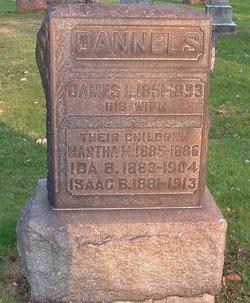 Martha M Dannels