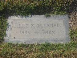 Lillie Z. Gillespie