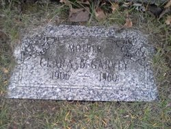Clara Bertha Lily <I>Heicher</I> Garvey