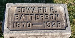 Edward R Batterson