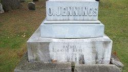 Rachel <I>Brooks</I> Jennings
