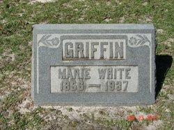 Marie <I>White</I> Griffin