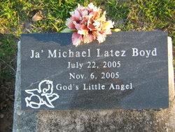Ja'Micheal Latez Boyd