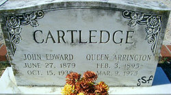 Queen <I>Arrington</I> Cartledge