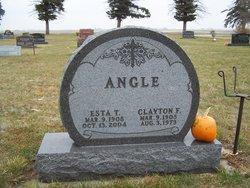 Clayton Frederick Angle