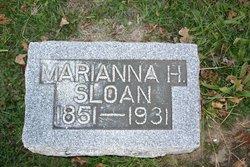 Marianna H Sloan