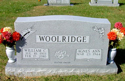 William C Woolridge