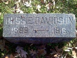 Bessie Davidson