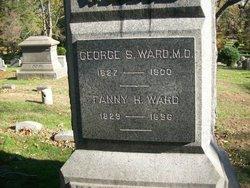 """Frances H. """"Fanny"""" <I>Baldwin</I> Ward"""