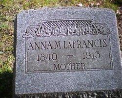 Anna M LaFrancis