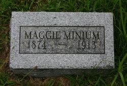 """Margaret """"Maggie"""" Minium"""