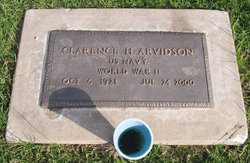 Clarence H. Arvidson