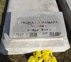 Thomas J Damare