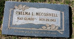 Thelma L McConnell