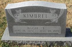 Aggie E. Kimbrel