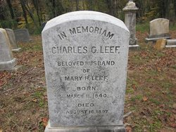 Charles Gambrill Leef