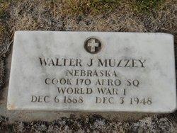 Walter J Muzzey