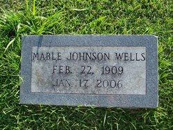 Mable Johnson Wells
