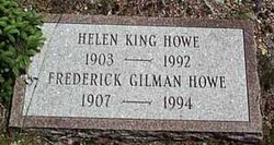 Helen <I>King</I> Howe