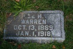 Lee H Warren