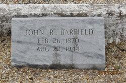 John R Barfield