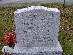 Marion C Darling