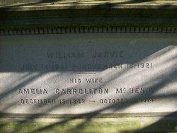 Amelia Carrolton <I>McHenry</I> Jarvie