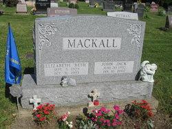 """Elizabeth """"Beth"""" Mackall"""
