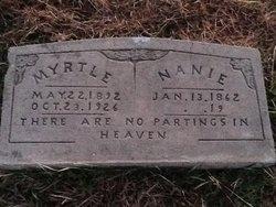 Myrtle Unknown
