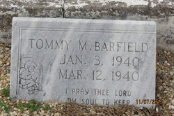 Tommy M Barfield