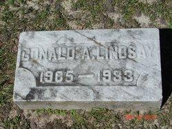 Donald A. Lindsay