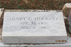 Henry Grady Huckaby