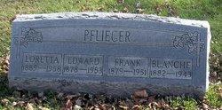 Edward N Pflieger