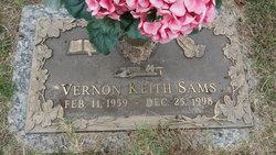 Vernon Keith Sams
