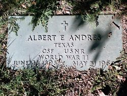 Albert Ernest Andres