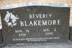Beverly Blakemore