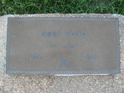 Obey Boyd