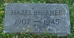 Hazel <I>Andre</I> Horner