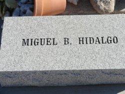 Miguel Barela Hidalgo, Jr
