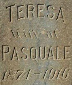 Teresa <I>Del Vecchio</I> Del Vecchio