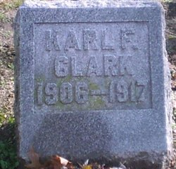 Karl F Clark