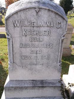 Wilhelmina C. Koehler