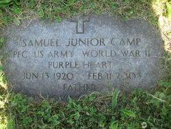 PFC Samuel Junior Camp