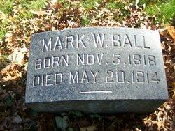 Mark Washington Ball