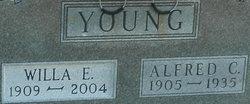 Willa E. <I>Keller</I> Young
