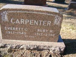 Ruby M Carpenter